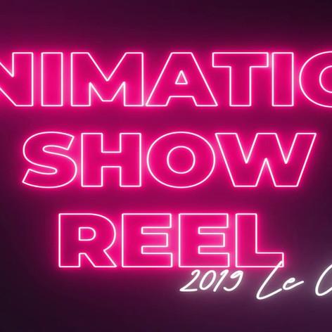 Animation Show reel