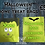 Thumbnail: Personalised Halloween Treat bags