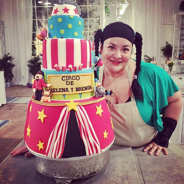 #cirkus #detstoratårtslaget #detstoratårtslaget2017 #minsötavärld i #motala