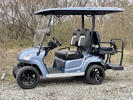 Star Sirius 2+2 street legal golf cart -