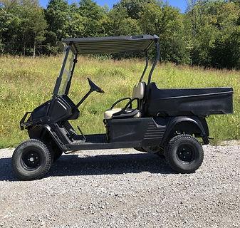 Cushman Hauler Franklin TN Golf Carts