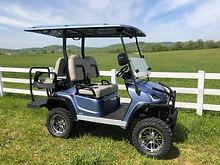 Star EV Sirius 2+2 Lifted Franklin, TN Golf Carts