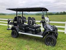 Star EV Sirius 4+2 Lifted Franklin, TN Golf Carts