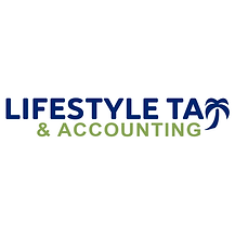 Logo of Lifestyle Tax & Accounting