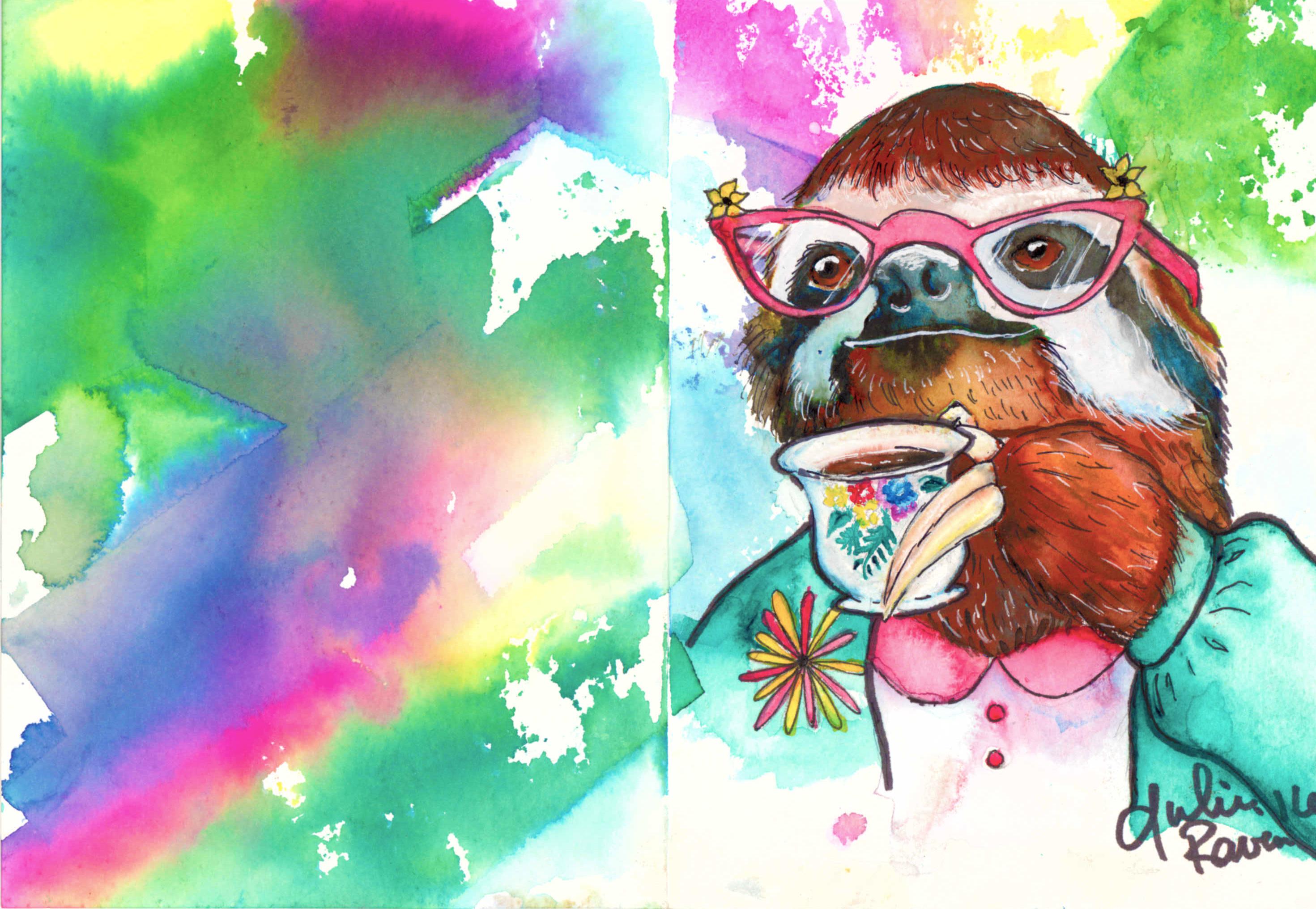 Ms. Sloth