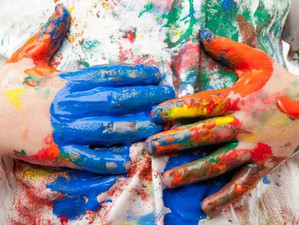 Tip Tuesday: Removing Paint From Clothes (Especially Oil Paint)