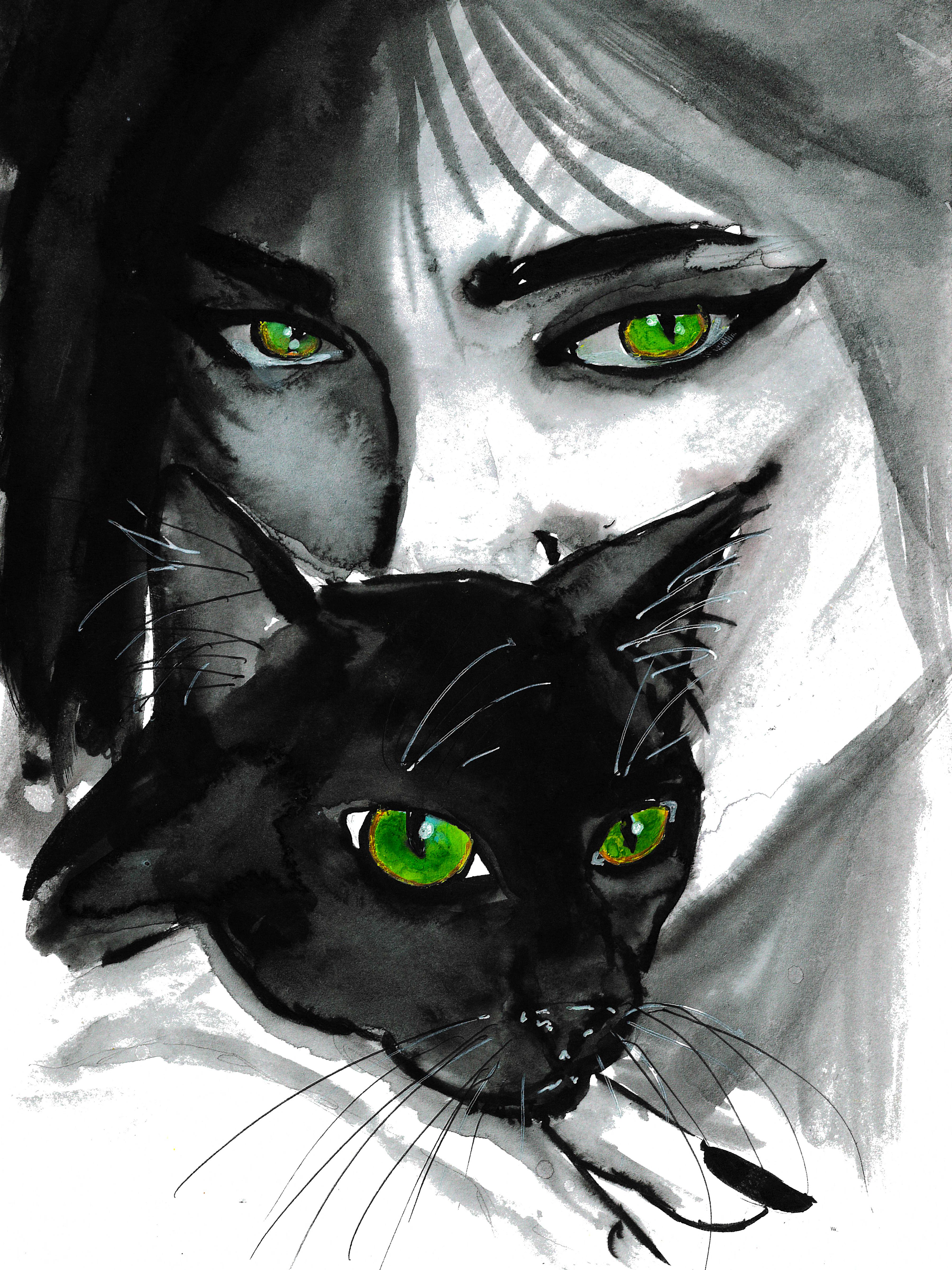 Day 18 Cat's Eye