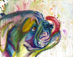 Bulldog Slurp