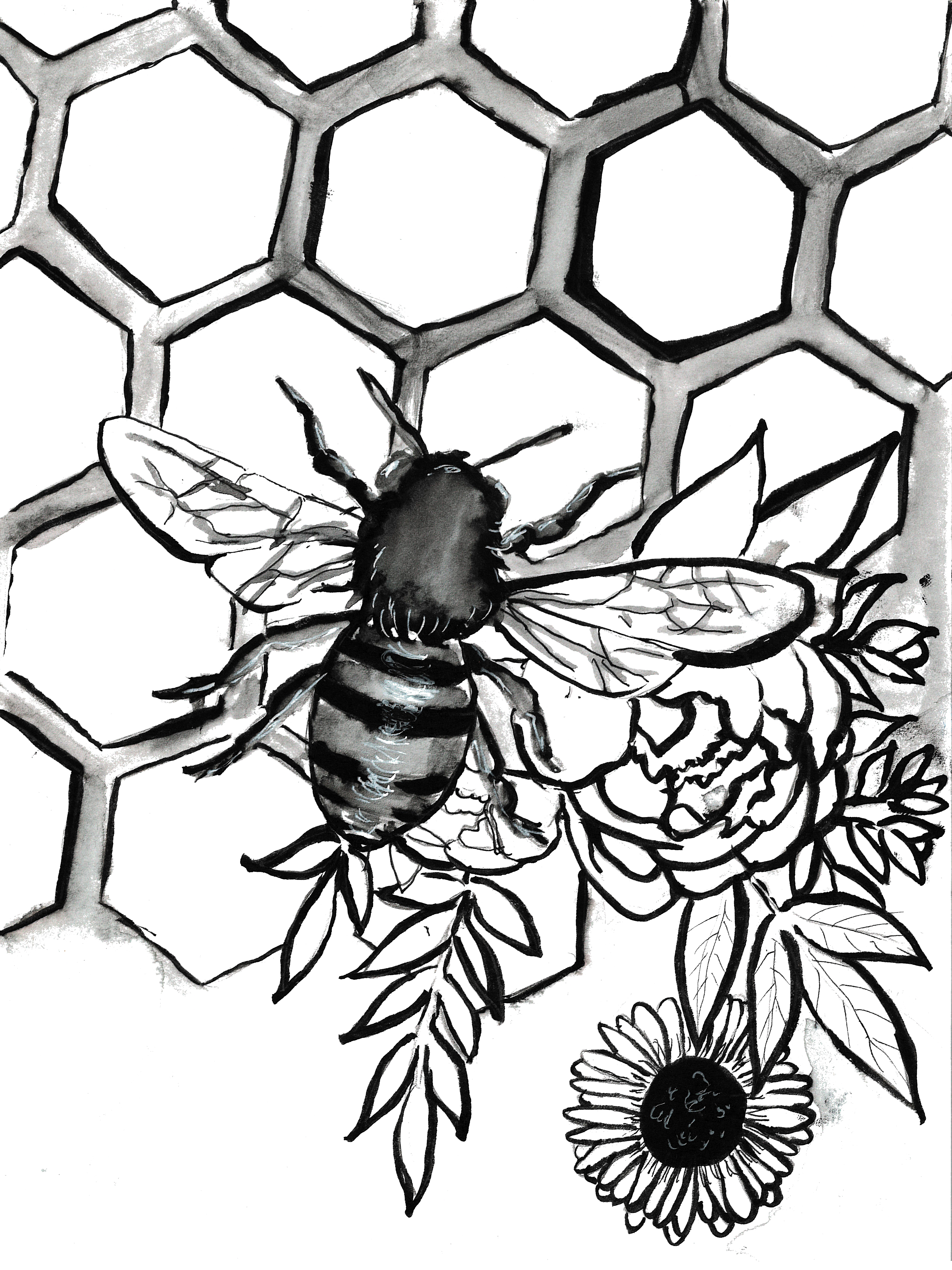 Day 10 Bee