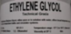 Ethlene Glycol