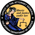 California Dept of Justice Office of Atty. General Logo