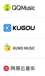 中国公式音楽アプリ