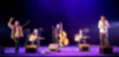 Groupe de jazz manouche basilic swing