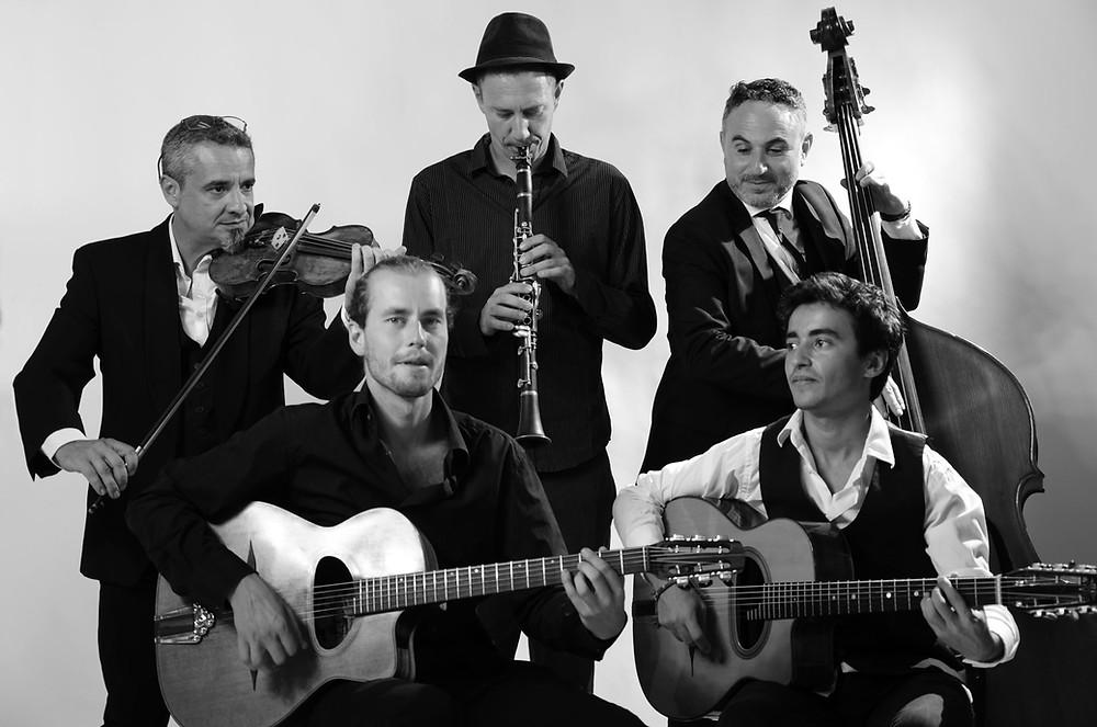 Basilic Swing, groupe de musique Klezmer