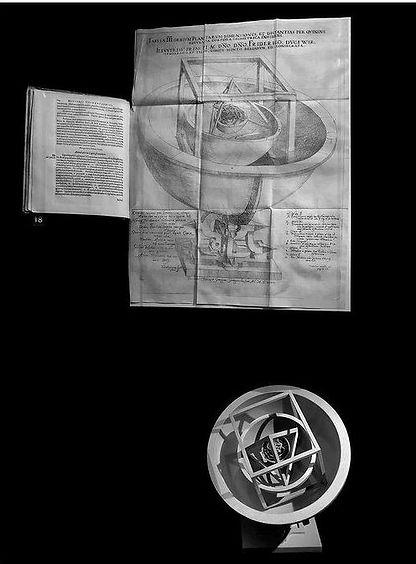 Johann Kepler, Prodromus dissertatiorum