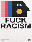 Fuck Racism Poster