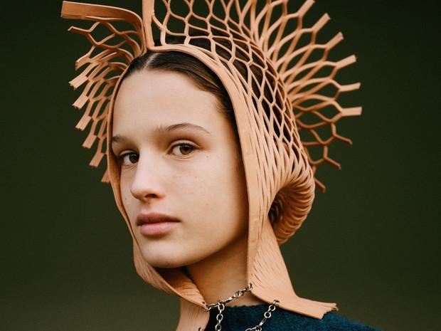Headpiece L'Una