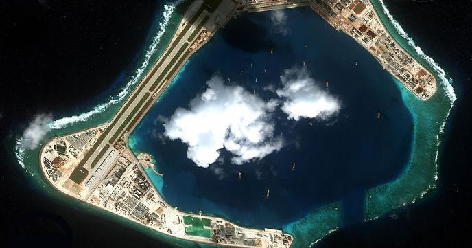 Satellite-image-Subi-Reef-Spratly-Island