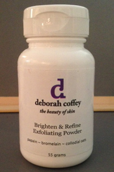 Brighten & Refine Exfoliating Powder