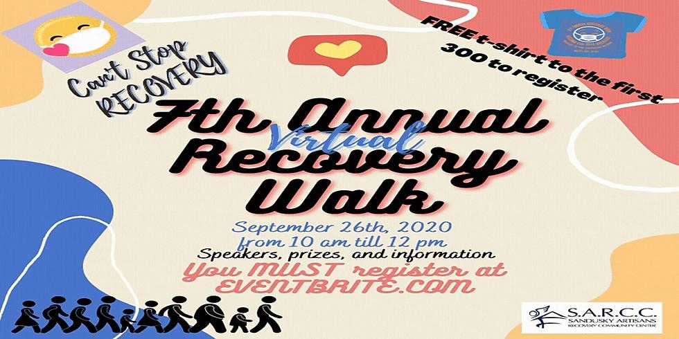 SARCC 7th Annual Recovery Walk