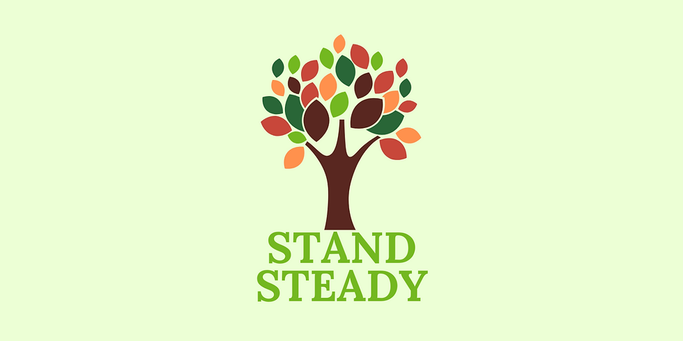 Stand Steady Coalition Meeting