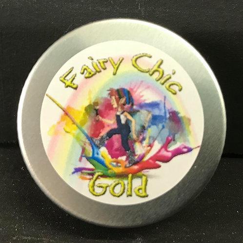 Gold embellishing wax