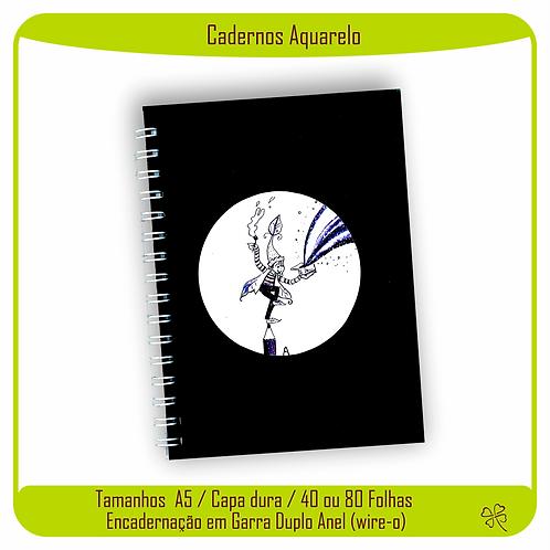 Caderno Aquarelo (PB)