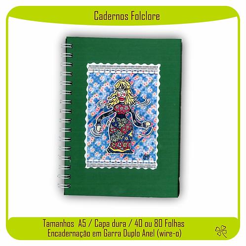 Caderno Nosso Folclore (Maricota)