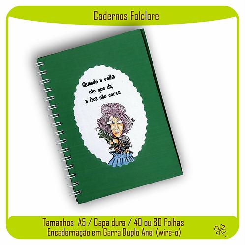 Caderno Nosso Folclore (Noca)