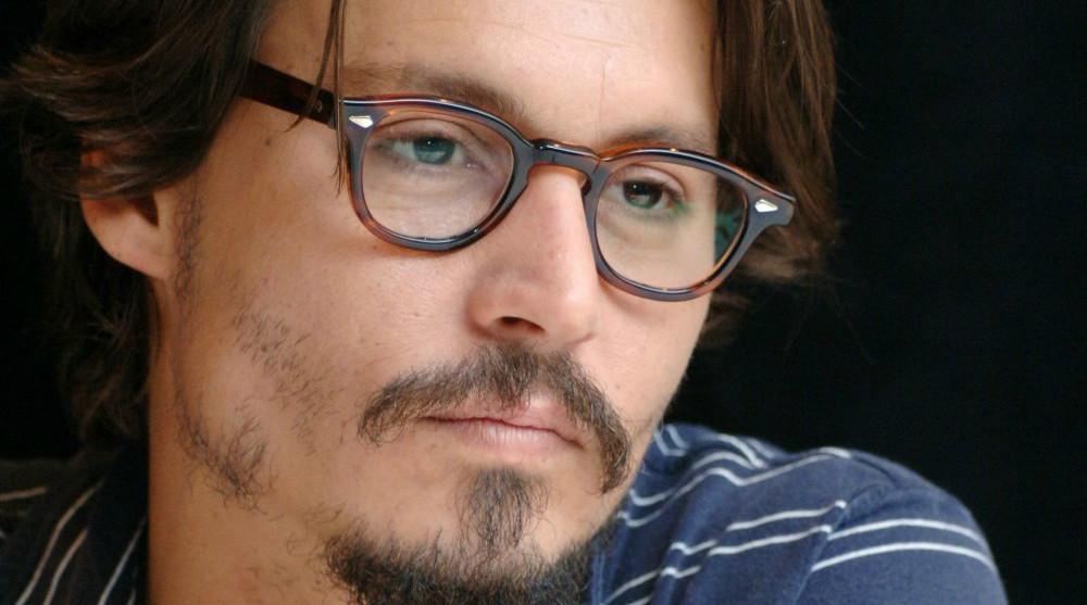 Johnny Depp with Tart ARNEL