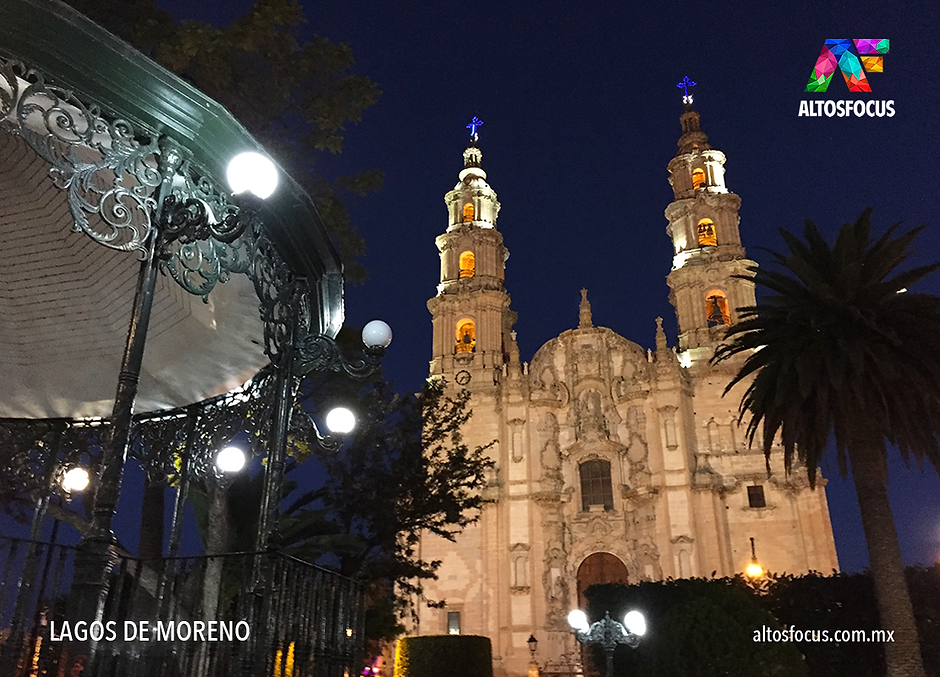 La nocturna seducción de Lagos de Moreno   Altos Focus   Bienvenido