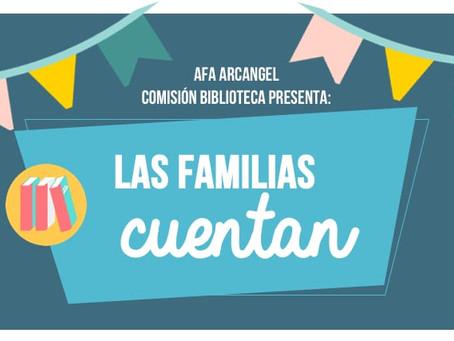 La Biblioteca presenta: Las Familias Cuentan