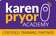 Karen Pryor Academy Certified Training Partner