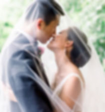 Veil photos are a must! Moment captured