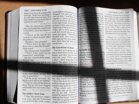 Was Scripture Written by Men?