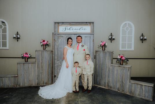 cloud nine venue wedding photo