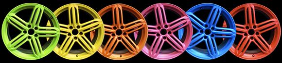 Full Spectrum Wheel Kit