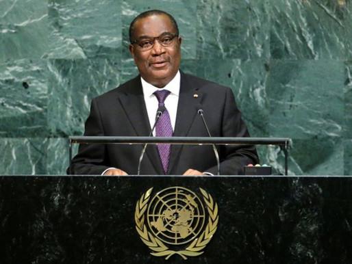 Le Premier ministre togolais Komi Selom Klassou et son gouvernement ont démissionne ce vendredi