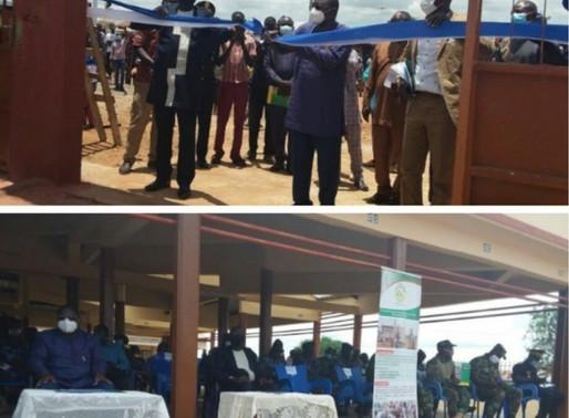 De nouveaux Ouvrages Marchands aux Populations de Koundjouaré grâce à l'ANADEB