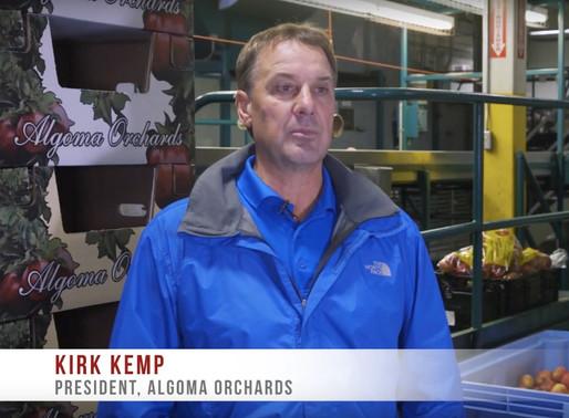Think Big, Think Durham: Algoma Orchards