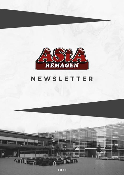 Newsletter Juli 2020