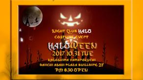 NIGHT CLUB HALOWEEN PARTY 2017.10.31 (TUE)
