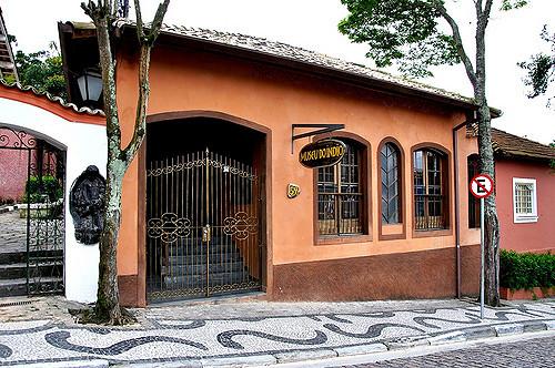 R. da Matriz, 54 - Centro, Embu das