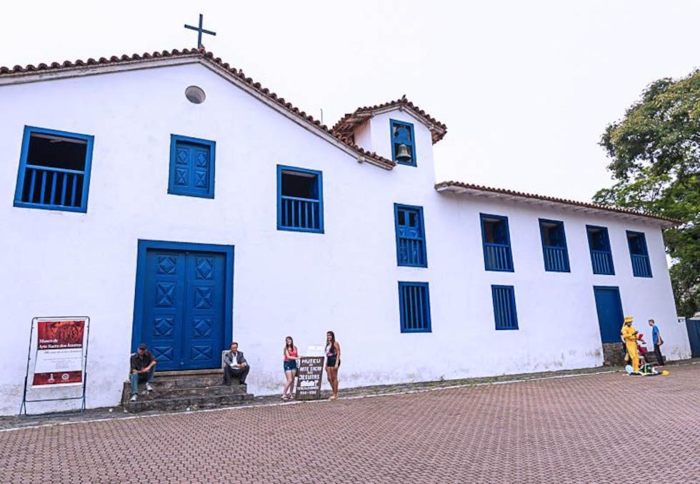 Largo dos Jesuítas, 67 - Centro, Emb