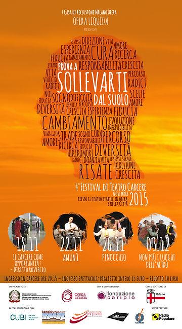 4° edizione Festival Prova a sollevarti dl suolo Opera Liquida