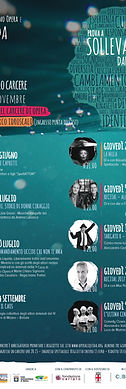 6° edizione Festival Prova a sollevarti dal suolo - Opera Liquida
