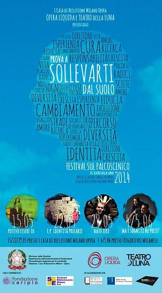 1° festival teatro carcere 2014
