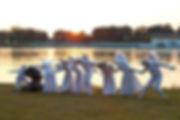 Parco Idroscalo, inaugurazione Spazio IN Opera Liquida