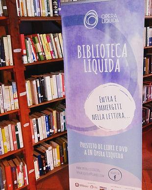 Biblioteca IN Opera Liquida