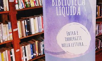 Biblioteca Spazio IN Opera Liquida